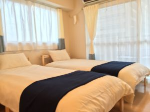 Airbnb東京品川区