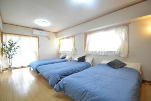 Airbnb大阪西区実績