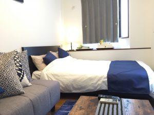 東京都江東区物件Airbnb運用実績