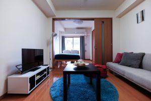 Airbnb家具家電販売