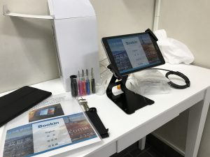 江東区の旅館ホテル業セルフチェックイン電子宿泊者名簿Bookin