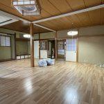 新潟県糸魚川市の物件リフォーム中